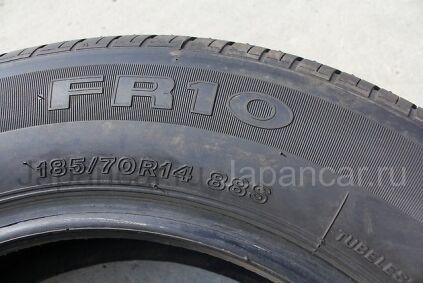 Летнии шины Япония Firestone fr 10 185/70 14 дюймов б/у в Ангарске