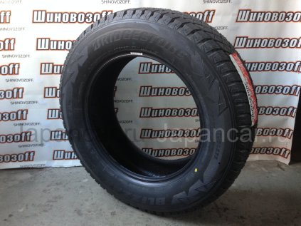 Зимние шины Bridgestone Blizzak dm-v2 225/65 17 дюймов новые во Владивостоке