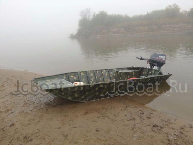 лодка Плоскодонка Джон Бот D3 2017 г.