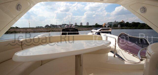 яхта моторная AZIMUT Azimut 55 2006 года