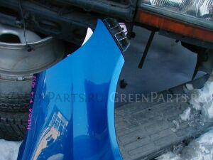 Крыло на Honda Fit GD1 GD2 GD3 GD4