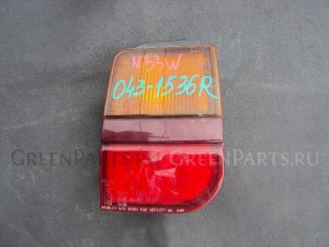 Стоп на Mitsubishi Chariot N33W 0431536