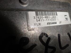 Блок управления efi на Honda Fit GE8 L15A 37820-RB1-J42
