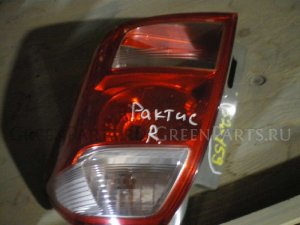 Стоп-сигнал на Toyota Ractis SCP100 2SZFE