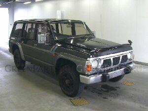 Глушитель на Nissan Safari VRGY60 TD42