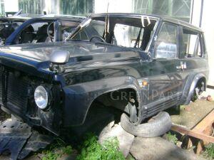 Антенна на Nissan Safari WRY60 TD42
