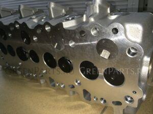 Головка блока цилиндров на Toyota Hiace KZH107 1KZ