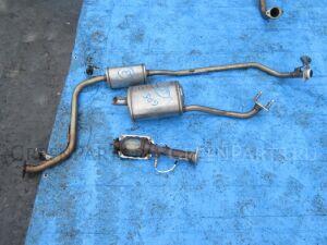 Глушитель на Honda Fit GP5 LEB SET