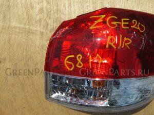 Стоп на Toyota Wish ZGE20 6817