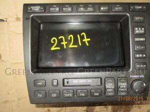 Монитор на Toyota Aristo JZS161