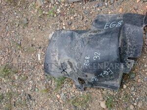 Защита двигателя на Honda Civic EG8