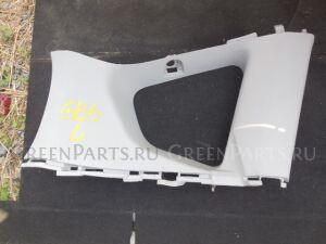 Обшивка багажника на Honda Fit GE6