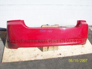 Бампер на Toyota Allex NZE121 1NZ