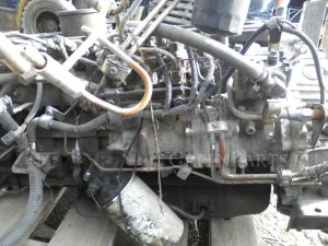 Тнвд на Mitsubishi FUSO FK61FS 6M60T 750006