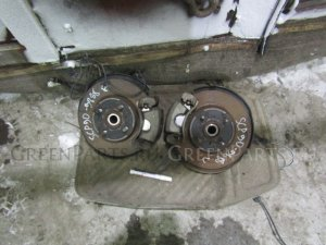 Суппорт на Toyota Vitz SCP90 2SZ-FE 5019888