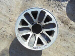 Диск литой на Mitsubishi Pajero V46W R15