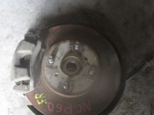 Ступица на Toyota Ist NCP60