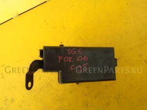 Блок предохранителей на Subaru Forester SG5 EJ203