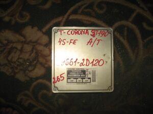 Компьютер на Toyota Corona ST190 4S-FE 89661-2D120