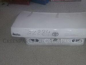 Крышка багажника на Toyota Camry SV30,CV30