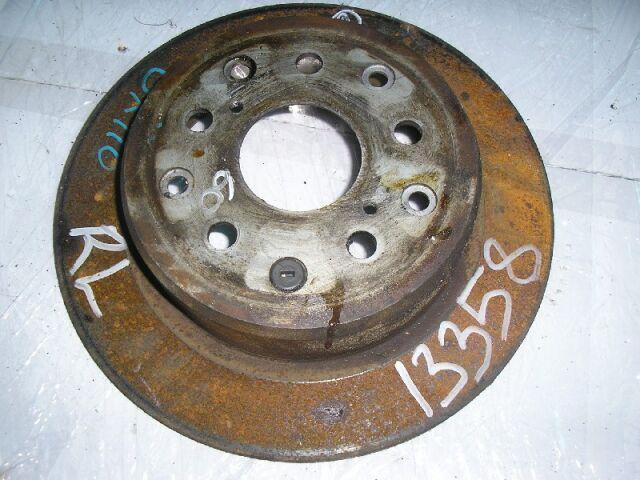 Тормозной диск на Toyota MARKII GX110 1GFE