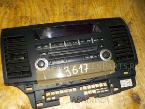 Магнитофон на Mitsubishi Lancer X CY4A 4B11