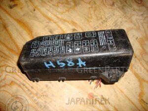 Блок предохранителей на Mitsubishi Pajero Mini H58A 4A30 H58A