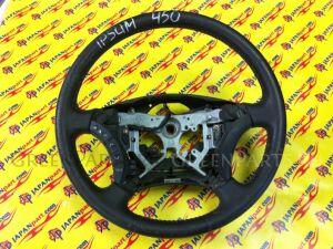 Руль на Toyota Ipsum acm21 acm26