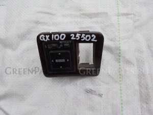 Блок управления зеркалами на Toyota MARKII GX100, JZX100, JZX101, JZX105, GX105, LX100