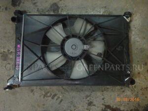 Радиатор охлаждения на Toyota Wish ZNE10 1ZZ