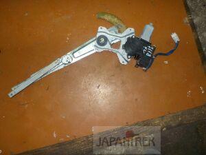 Стеклоподъемный механизм на Mitsubishi Pajero IO H77W