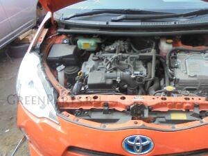 Защита бампера на Toyota Aqua NHP10 1NZ-FXE 14-18
