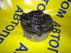 Мотор печки на Toyota Allex NZE121