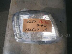 Габарит на Toyota Corsa EL51 16160