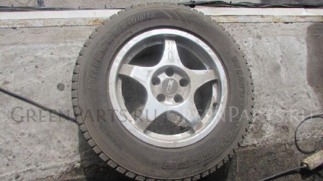 Колесо с литым диском на Toyota Harrier MCU15 1MZ