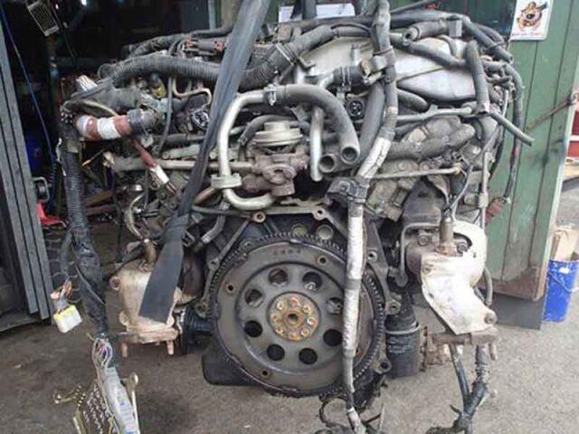 Двигатель на Nissan VG30DETT
