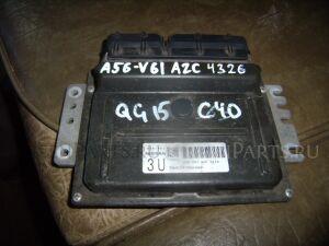 Блок efi на Nissan Wingroad WFY11 QG15 A56-V61-AZC 4326