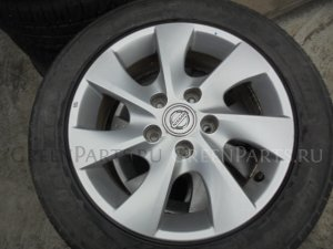 Диск литой на Nissan Serena C26 R16