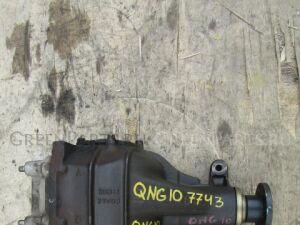 Редуктор на Nissan Bluebird Sylphy QNG10 QG18-DE 107743