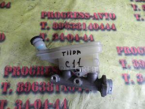 Главный тормозной цилиндр на Nissan Tiida C11 HR15
