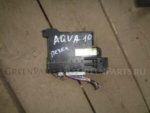 Электронный блок на Toyota Aqua 10