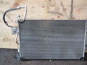 Радиатор кондиционера на Mitsubishi Galant Fortis CX4A.CY4A.CX6A.CY6A.CX3A 4B11
