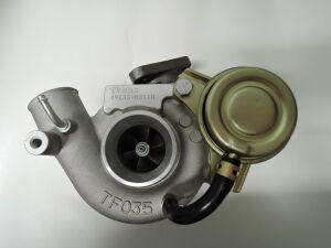 Турбина на Mitsubishi Pajero V46W 4M40 49135-03110, 49377-03033, ME201635