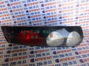 Стоп-сигнал на Toyota Raum EXZ15 5E-FE 0019128