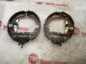 Тормозные колодки на Toyota Caldina ST215 3SFE 4WD