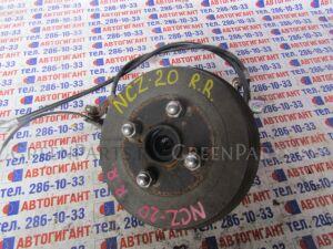 Ступица на Toyota Raum NCZ20 1NZ-FE 0046865