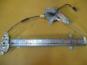 Стеклоподъемник на Nissan Pulsar FN14