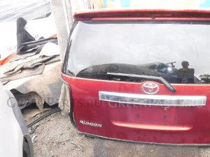 Дверь 5-я на Toyota Corolla Rumion NZE151