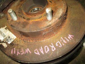 Тормозной диск на Nissan Wingroad Y11 QG15DE