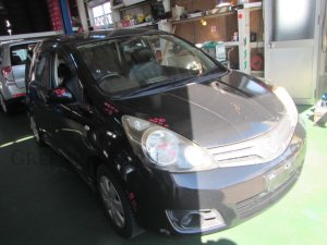 Двигатель на Nissan Note E11 HR15 2model
